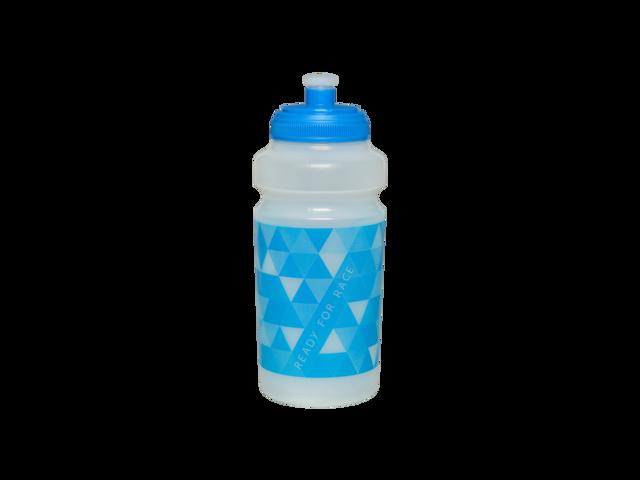 Cube RFR Trinkflasche 500ml translucent´n´blue